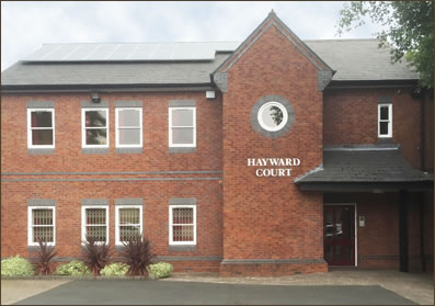 Haywood Court